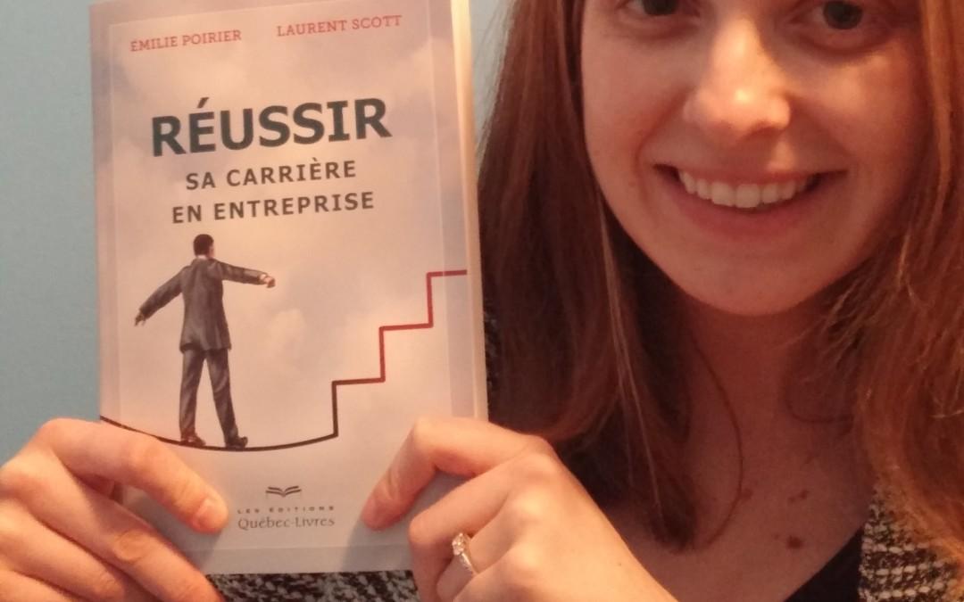 Je lance mon premier livre!