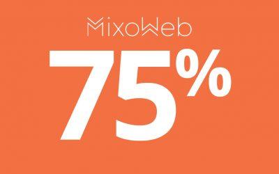 75% des utilisateurs ne visitent jamais la 2e page du moteur de recherche