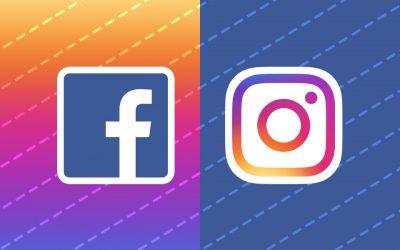 Des options intéressantes dans Instagram et Facebook