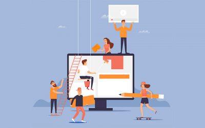 Tendances 2018-2019 en design Web