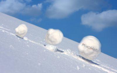 Faire boule de neige avec les réseaux sociaux d'une Fondation/OSBL