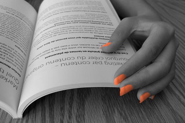 Lancement de mon livre : Mix Web, Les tactiques d'un marketing Web efficace