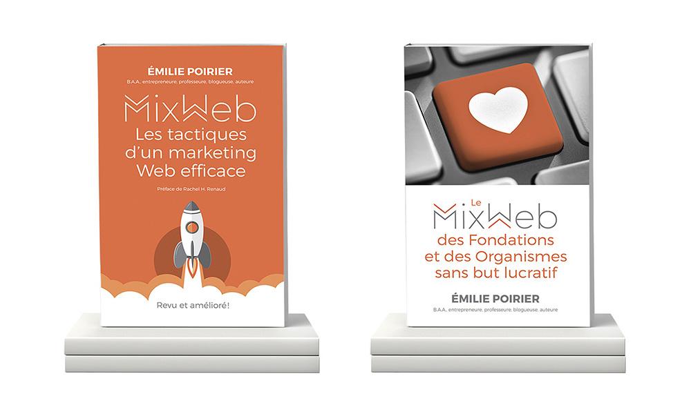 Concours : Gagnez un de mes livres sur le marketing!