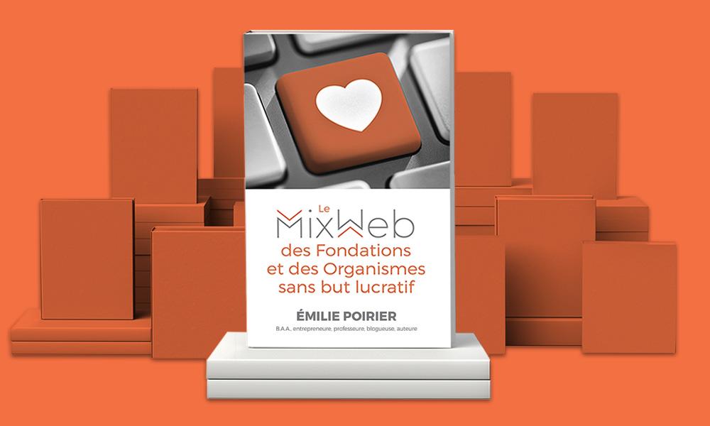 Livre MixWeb des Fondations par Emilie Poirier