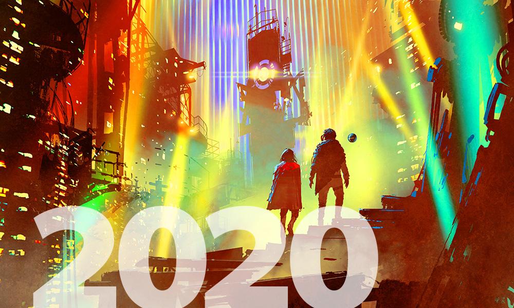 Tendances 2020 en design
