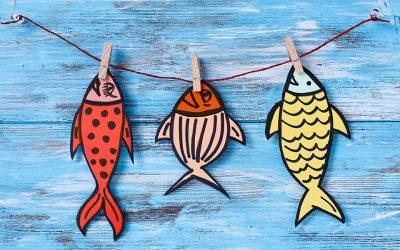 Le top des poissons d'Avril!